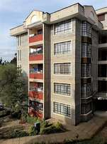 Superlative 3-bedroom apartment fully furnished is for rent