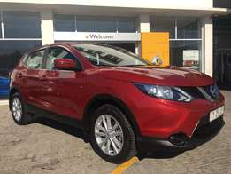 2015 Nissan Qashqai 1.5 dCI Acenta Teck- Only 21000km- Like New!!