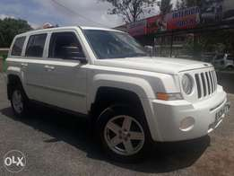 Jeep Patriot Limited 010 Model Deal