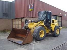 New Holland W190B - To be Imported