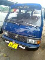 Use Nissan urvan