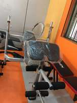 Commercial weight lifting bench