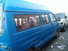 Clean used Renault bus