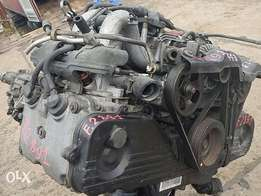 Subaru Ej15 Engine for parts