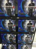 PlayStation 4 uncharted reduced