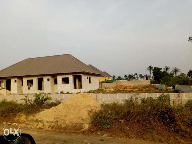 1-100 plots of already developing lands for sale in Portharcourt Obio/Akpor - image 1