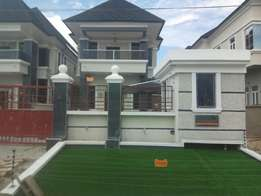 Tastefully Finished 4Bedroom Duplex With In Chevy View Estate Lekki