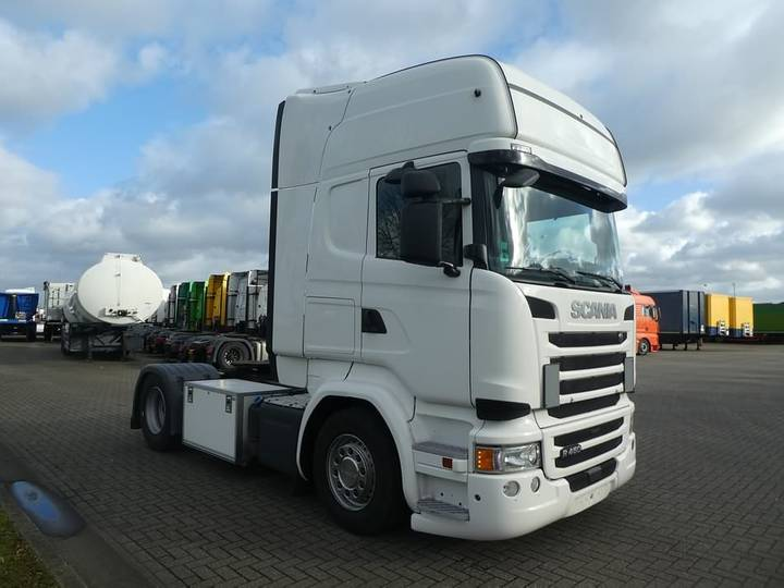 Scania R450 tl ret. scr only - 2015