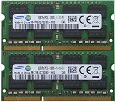 8GB PC3L laptop Ram Upgrade