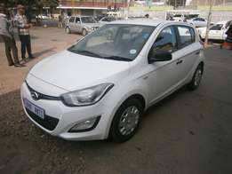 2014 Hyundai i20 1.2 Montion Hatchback