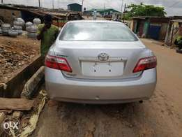 clean tokunbo2008 muscle camry
