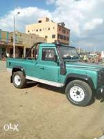 Land rover defender td 300 Pick up