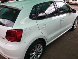 VW Polo Tsi Highline 2015