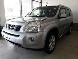Nissan Xtrail manual transmission 4wd optional