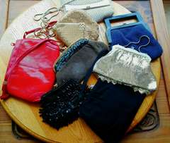 Evening Handbags Individually priced