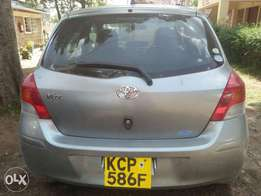 Toyota Vitz(KCP),Year 2010,Engine 1300cc,Automatic transmission