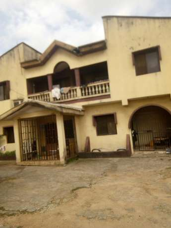 Building for sales at egbeda, Lagos state Mosan/Okunola - image 4