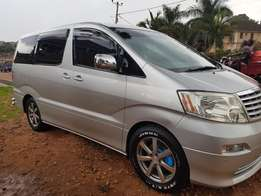 Toyota Alphard UBB/A 4WD cc2.4 year 2003 at 30M for sale