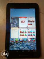 Neatly used 7inches Lenovo tab for sale