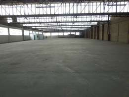 2500m² Factory/Warehoue to rent in Heriotdale