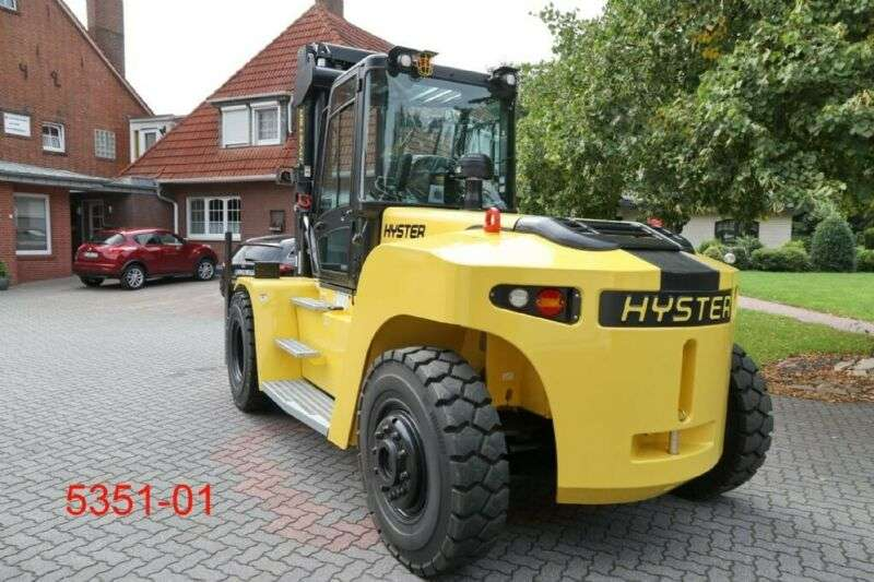 Hyster H 16 Xm 6 - 2018 - image 3