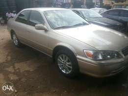 Over clean toyota camry 01 for sale