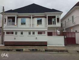 5 Bedroon Newly Completed Detarch House Is for Sale