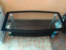 Tampered glass table