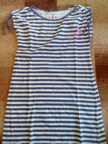 30c27800c0 Sukienki dziewczęce 134 (cena za dwie sukienki) Warszawa Targówek ...