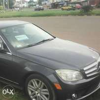 Clean title c300 for sale at 5.5m with duty