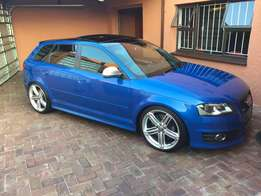 2010 audi s3 5 door sportsback sportronic for sale