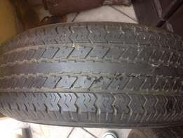 x2 Good Year Second-Hand (Both) Tyres & Rims for a SUV 4X4: 225/75R15