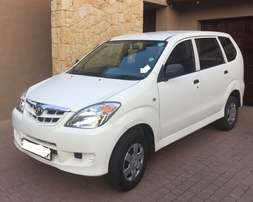 Toyota Avanza 7seater 1.3S Good Condition