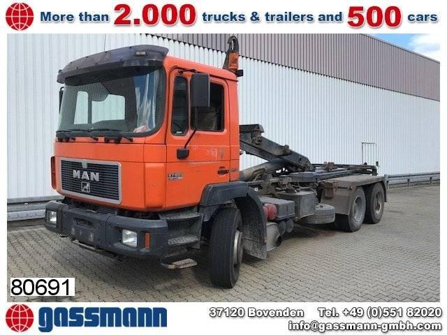 MAN t18 27.293 dfc 6x4 bb - 1996