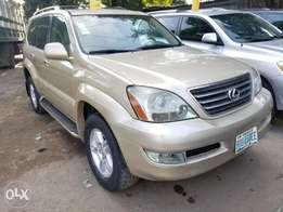 Lexus Gx470 (First Body)