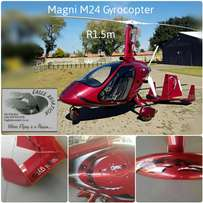 Immaculate Magni M24 Gyrocopter for sale !