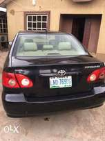 super clean one year used 2005 Toyota Corolla uber taxify ready