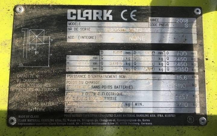 Clark gex30 - 2018 - image 5