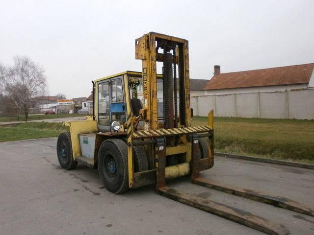 VZV BDBoss Lancer3560E container handler - 1978