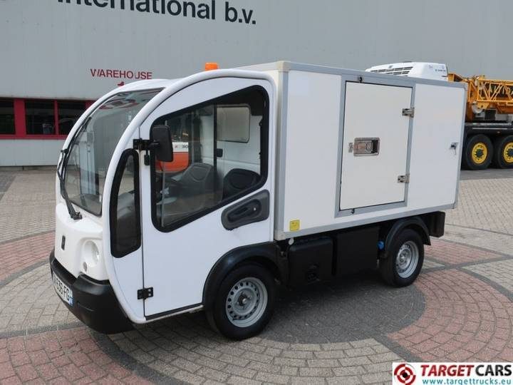 Goupil G3 Electric Closed Box Fridge UTV Utility Vehicle - 2012