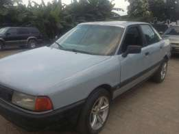 Registered Audi 80 Manual Drive