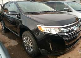 Brand New 2012 Ford Edge
