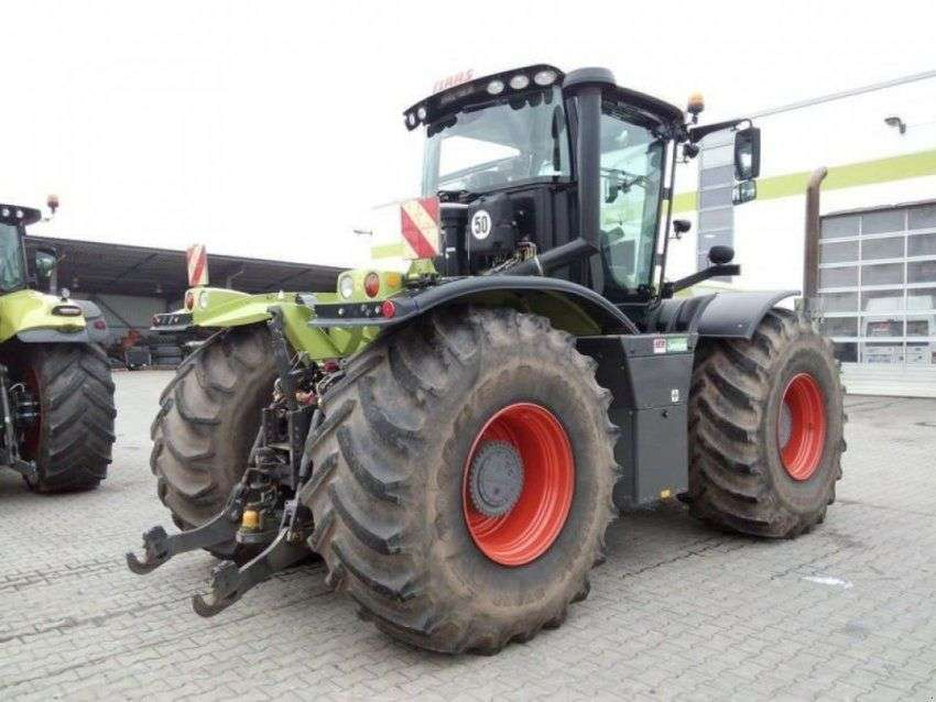 Claas xerion 3800 trac vc - 2012 - image 6