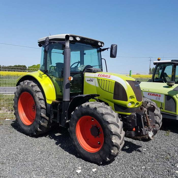 Claas Arion 520 Cis - 2011