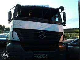 Mercedes actross salvage