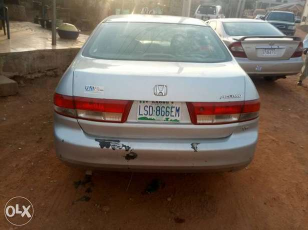 Super Clean Honda EOD Ibadan North - image 1