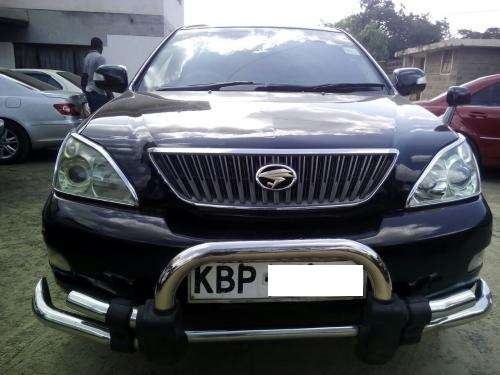2004 Toyota Harrier KBP auto 2400cc. 4WD!! Trade in accepted!! Karen - image 4