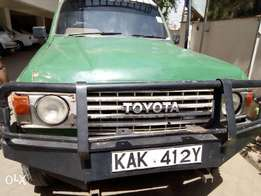 Toyota land cruiser kak manual diesel asking 590k