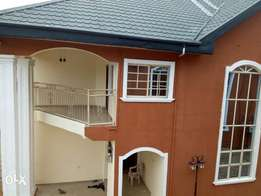 4bedroom duplex for rent at New road Ada George