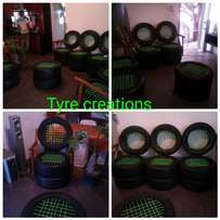 Tyre creations